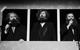 "Спектакль: <b><i>Бунтари</i></b><br /><span class=""normal"">актер— Ростислав Лаврентьев<br />актер— Денис Бургазлиев<br />актер— Юрий Кравец<br /><i></i><br /><span class=""small"">© Екатерина Цветкова</span></span>"