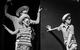 "<div class=""normal"">Стриженый юноша — Андрей Миххалёв<br />Девушка — Полина Айрапетова<br />Юноша сшевелюрой — Александр Мичков</div><div class=""small it normal"">Фото: Андрей Моторин</div>"