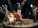 """Спектакль: <b><i>Ивонна, принцесса Бургундская</i></b><br /><span class=""""normal"""">Евгений Фроленков<br />Ольга Левитина<br />Сергей Щепачев<br />Арсений Ковальский<br />Олег Заболотный<br /><i></i><br /><span class=""""small"""">© Евгений Люлюкин</span></span>"""
