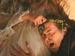 """Спектакль: <b><i>Безразмерное Ким-танго</i></b><br /><span class=""""normal"""">Ирина Богданова<br />Юрий Амиго<br /><i></i><br /><span class=""""small"""">© Сергей Тупталов</span></span>"""
