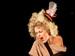 "Спектакль: <b><i>Кураж</i></b><br /><span class=""normal"">Иветта Потье— Ольга Левитина<br /><i>Премьера</i><br /><span class=""small"">© Евгений Люлюкин</span></span>"