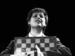 "Спектакль: <b><i>Аксенов, Довлатов, Двое</i></b><br /><span class=""normal"">Гроссмейстер, Гаенко— Станислав Сухарев<br /><i>Репетиция</i><br /><span class=""small"">© Александр Ешанов</span></span>"