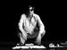 "Спектакль: <b><i>Моя тень</i></b><br /><span class=""normal"">Первый министр— Сергей Олексяк<br /><i>Репетиция</i><br /><span class=""small"">© Дмитрий Хованский</span></span>"