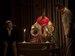 "Спектакль: <b><i>Фокусник</i></b><br /><span class=""normal"">Студентка, Девушка-администратор, Саша, Жена Россомахина— Екатерина Тенета<br />Фокусник— Алексей Шулин<br />Отавтора— Станислав Сухарев<br /><i>Репетиция</i><br /><span class=""small"">© Ирина Параскевова</span></span>"