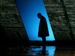 """Спектакль: <b><i>Моя тень</i></b><br /><span class=""""normal"""">Призрак короля— Геннадий Храпунков<br /><i>Репетиция</i><br /><span class=""""small"""">© Дмитрий Хованский</span></span>"""
