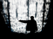 "Спектакль: <b><i>Моя тень</i></b><br /><span class=""normal"">Тень-Учёный, Учёный-Тень— Евгений Редько<br /><i>Репетиция</i><br /><span class=""small"">© Дмитрий Хованский</span></span>"