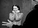 """Спектакль: <b><i>Лир король</i></b><br /><span class=""""normal"""">актриса— Дарья Белоусова<br /><i>Репетиция</i><br /><span class=""""small"""">© Дмитрий Хованский</span></span>"""