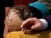 "Спектакль: <b><i>Лир король</i></b><br /><span class=""normal"">Лир, король Британии— Михаил Филиппов<br />Граф Кент— Алексей Шулин<br /><i></i><br /><span class=""small"">© Дмитрий Хованский</span></span>"