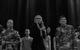 """Спектакль: <b><i>Макбет</i></b><br /><span class=""""normal"""">Леди Макбет— Игорь Хрипунов<br />Макдуф— Виктор Хориняк<br />Сержант, Росс, Сын Макдуфа— Александр Усов<br />Вещие сёстры— Светлана Колпакова<br />Сержант, Ангус— Руслан Братов<br />Вещие сёстры— Софья Райзман<br />Сержант, Ленокс, Леди Макдуф— Артём Волобуев<br /><i></i><br /><span class=""""small"""">© Екатерина Цветкова</span></span>"""