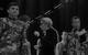 "Спектакль: <b><i>Macbeth</i></b><br /><span class=""normal"">Сержант, Ангус— Ruslan Bratov<br />Вещие сёстры— Sofiya Raizman<br />Сержант, Ленокс, Леди Макдуф— Artyom Volobuev<br />Вещие сёстры— Maria Karpova<br /><i></i><br /><span class=""small"">© Ekaterina Tsvetkova</span></span>"