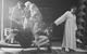 """Спектакль: <b><i>В.Ж.</i></b><br /><span class=""""normal"""">Павел— Игорь Хрипунов<br />Семён— Николай Ефремов<br />Анна— Лариса Кокоева<br />Людмила— Ксения Теплова<br />Липа— Маруся Пестунова<br />Васса-мать— Евгения Добровольская<br /><i></i><br /><span class=""""small"""">© Евгений Потапов</span></span>"""