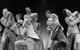 """Спектакль: <b><i>Гордость ипредубеждение</i></b><br /><span class=""""normal"""">Гость на балу, офицер, лакей— Кирилл Власов<br />Гость на балу, офицер, лакей— Владимир Панчик<br />Гость на балу, офицер, лакей— Артём Панчик<br />Сэр Уильям Лукас— Николай Сальников<br />Гость на балу, офицер, лакей— Никита Беляков<br />Мистер Бингли— Олег Савцов<br /><i></i><br /><span class=""""small"""">© Екатерина Цветкова</span></span>"""