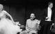 """Спектакль: <b><i>Спящий принц</i></b><br /><span class=""""normal"""">Мэри Морган— Ксения Теплова<br />Чарльз— Дмитрий Назаров<br />Питер Нортбрук— Артём Волобуев<br /><i></i><br /><span class=""""small"""">© Екатерина Цветкова</span></span>"""
