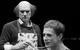 "Спектакль: <b><i>350Сентрал-парк Вест, New York, NY10025</i></b><br /><span class=""normal"">актер— Андрей Бурковский<br />актер— Евгений Перевалов<br /><i></i><br /><span class=""small"">© Екатерина Цветкова</span></span>"