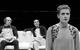 "Спектакль: <b><i>350Сентрал-парк Вест, New York, NY10025</i></b><br /><span class=""normal"">актер— Андрей Бурковский<br />актер— Игорь Верник<br />актер— Евгений Перевалов<br />актриса— Александра Ребенок<br /><i></i><br /><span class=""small"">© Екатерина Цветкова</span></span>"