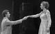 "Спектакль: <b><i>Pride and Prejudice</i></b><br /><span class=""normal"">Мистер Бингли— Valery Zazulin<br />Джейн Беннет— Sofiya Raizman<br /><i></i><br /><span class=""small"">© Ekaterina Tsvetkova</span></span>"