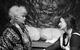 """Спектакль: <b><i>В.Ж.</i></b><br /><span class=""""normal"""">Анна— Лариса Кокоева<br />Васса-мать— Евгения Добровольская<br /><i></i><br /><span class=""""small"""">© Екатерина Цветкова</span></span>"""