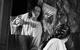 """Спектакль: <b><i>В.Ж.</i></b><br /><span class=""""normal"""">Васса-мать— Евгения Добровольская<br />Анна— Лариса Кокоева<br /><i></i><br /><span class=""""small"""">© Екатерина Цветкова</span></span>"""