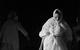 """Спектакль: <b><i>В.Ж.</i></b><br /><span class=""""normal"""">Васса-мать— Евгения Добровольская<br /><i></i><br /><span class=""""small"""">© Екатерина Цветкова</span></span>"""