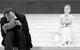 "Спектакль: <b><i>Обрыв</i></b><br /><span class=""normal"">Райский— Анатолий Белый<br />Вера— Наталья Кудряшова<br /><i></i><br /><span class=""small"">© Екатерина Цветкова</span></span>"