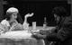 "<div class=""normal"">Вика — Айрапетова Полина<br />Официантка — Большова Мария<br />Агеев — Аврамов Денис</div><div class=""small it normal"">Фото: Сергей Петров</div>"