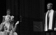"Спектакль: <b><i>The Cherry Orchard</i></b><br /><span class=""normal"">Яша— Dmitry Brodetsky<br />Раневская— Renata Litvinova<br />Дуняша— Yulia Kovalyova<br />Лопахин— Artem Bystrov<br /><i></i><br /><span class=""small"">© Ekaterina Tsvetkova</span></span>"