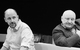 "Спектакль: <b><i>Весы</i></b><br /><span class=""normal"">Алексей— Валерий Трошин<br />Игорь— Николай Чиндяйкин<br /><i></i><br /><span class=""small"">© Екатерина Цветкова</span></span>"