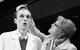 "Спектакль: <b><i>Весы</i></b><br /><span class=""normal"">Артём— Артём Соколов<br />Вера Харыбина<br /><i></i><br /><span class=""small"">© Екатерина Цветкова</span></span>"