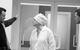 "Спектакль: <b><i>Весы</i></b><br /><span class=""normal"">Эдуард— Артём Волобуев<br />Вера Харыбина<br />Алексей— Артём Быстров<br /><i></i><br /><span class=""small"">© Екатерина Цветкова</span></span>"