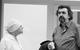 """Спектакль: <b><i>Весы</i></b><br /><span class=""""normal"""">Вера Харыбина<br />Игорь— Игорь Золотовицкий<br /><i></i><br /><span class=""""small"""">© Екатерина Цветкова</span></span>"""