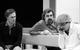"""Спектакль: <b><i>Весы</i></b><br /><span class=""""normal"""">Алексей— Артём Быстров<br />Игорь— Игорь Золотовицкий<br />Артём— Руслан Братов<br /><i></i><br /><span class=""""small"""">© Екатерина Цветкова</span></span>"""