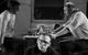 "Спектакль: <b><i>Боюсь стать Колей</i></b><br /><span class=""normal"">Толик— Армэн Арушанян<br />Алик— Данил Стеклов<br />Николай— Валерий Трошин<br />Тамара— Янина Колесниченко<br /><i></i><br /><span class=""small"">© Екатерина Цветкова</span></span>"
