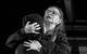 """Спектакль: <b><i>Боюсь стать Колей</i></b><br /><span class=""""normal"""">Полина— Ольга Литвинова<br />Алик— Данил Стеклов<br /><i></i><br /><span class=""""small"""">© Екатерина Цветкова</span></span>"""