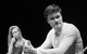 "Спектакль: <b><i>Мальва</i></b><br /><span class=""normal"">актриса— Светлана Устинова<br />актер— Олег Гаас<br /><i></i><br /><span class=""small"">© Екатерина Цветкова</span></span>"