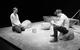 "Спектакль: <b><i>Мальва</i></b><br /><span class=""normal"">актер— Андрей Кузичев<br />актер— Олег Гаас<br /><i></i><br /><span class=""small"">© Екатерина Цветкова</span></span>"