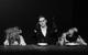"<div class=""normal"">Коробочка — Роза Шмуклер<br />Чичиков — Дмитрий Захаров<br />Губернатор — Алексей Колубков</div><div class=""small it normal"">Фото: Анна Белякова</div>"