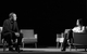 """Спектакль: <b><i>Мужья ижёны</i></b><br /><span class=""""normal"""">Джек— Игорь Верник<br />Сэлли— Яна Дюбуи<br /><i></i><br /><span class=""""small"""">© Екатерина Цветкова</span></span>"""