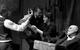 "<div class=""normal"">Колин &mdash; Антон Аносов<br />Горноцветов &mdash; Михаил Филиппов<br />Клара &mdash; Юлия Хлынина<br />Подтягин &mdash; Владас Багдонас</div><div class=""small it normal"">Фото: Сергей Петров</div>"