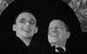 """Спектакль: <b><i>Светлый путь. 19.17</i></b><br /><span class=""""normal"""">Крупская— Ирина Пегова<br />Троцкий— Артём Соколов<br />Вождь— Игорь Верник<br /><i></i><br /><span class=""""small"""">© Екатерина Цветкова</span></span>"""