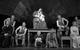 "Спектакль: <b><i>The Bright Way. 19.17</i></b><br /><span class=""normal"">Бас Его Величества— Aleksey Vertkov<br />Aleksey Kirsanov<br />Поэт— Pavel Vorozhtsov<br />Художник— Roman Feodory<br />Вера— Viktoria Isakova<br />Макар— Artem Bystrov<br />Голицына— Dariya Yurskaya<br />Nadezhda Kaleganova<br />Vladimir Lyubimtsev<br /><i></i><br /><span class=""small"">© Ekaterina Tsvetkova</span></span>"