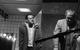 """Спектакль: <b><i>Человек-подушка (The Pillowman)</i></b><br /><span class=""""normal"""">Катуриан— Анатолий Белый<br />Тупольски— Сергей Сосновский<br /><i></i><br /><span class=""""small"""">© Екатерина Цветкова</span></span>"""