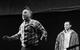 "Спектакль: <b><i>Человек-подушка (The Pillowman)</i></b><br /><span class=""normal"">Михал— Алексей Кравченко<br />Катуриан— Анатолий Белый<br /><i></i><br /><span class=""small"">© Екатерина Цветкова</span></span>"