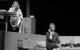 "Спектакль: <b><i>Телефон доверия</i></b><br /><span class=""normal"">Жанна— Юлия Ковалёва<br />Алиса— Ольга Воронина<br /><i></i><br /><span class=""small"">© Екатерина Цветкова</span></span>"