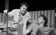 "Спектакль: <b><i>Телефон доверия</i></b><br /><span class=""normal"">Сергей Сергеевич— Сергей Беляев<br />Артём— Виктор Хориняк<br /><i></i><br /><span class=""small"">© Екатерина Цветкова</span></span>"