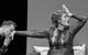 "Спектакль: <b><i>Стакан воды</i></b><br /><span class=""normal"">Артур Мешем— Артём Волобуев<br />Королева Анна— Ульяна Кравец<br /><i></i><br /><span class=""small"">© Екатерина Цветкова</span></span>"