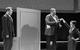 "Спектакль: <b><i>Стакан воды</i></b><br /><span class=""normal"">Артур Мешем— Артём Волобуев<br />Абигайль— Мария Сокольская<br />Виконт Болингброк— Станислав Дужников<br /><i></i><br /><span class=""small"">© Екатерина Цветкова</span></span>"