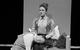 "Спектакль: <b><i>Стакан воды</i></b><br /><span class=""normal"">Артур Мешем— Артём Волобуев<br />Абигайль— Мария Сокольская<br /><i></i><br /><span class=""small"">© Екатерина Цветкова</span></span>"