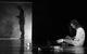 """Спектакль: <b><i>Человек изрыбы</i></b><br /><span class=""""normal"""">Гриша (Дробужинский)— Максим Матвеев<br />Лиза— Надежда Калеганова<br /><i></i><br /><span class=""""small"""">© Екатерина Цветкова</span></span>"""