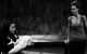 """Спектакль: <b><i>В.Ж.</i></b><br /><span class=""""normal"""">Васса-мать— Евгения Добровольская<br />Наталья— Вероника Тимофеева<br /><i></i><br /><span class=""""small"""">© Екатерина Цветкова</span></span>"""