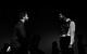 "<div class=""normal"">Бездомный — Дмитрий Захаров<br />Коровьев — Фёдор Малышев</div><div class=""small it normal"">Фото: Ольга Швецова</div>"